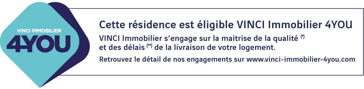 Programme éligible VINCI Immobilier 4YOU